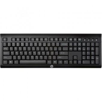 Зображення Клавіатура HP Клавиатура  K2500 Wireless (E5E78AA)