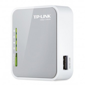 Изображение Маршрутизатор TP-Link TL-MR3020
