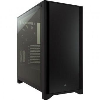Зображення Корпус  4000D Tempered Glass Black (CC-9011198-WW)