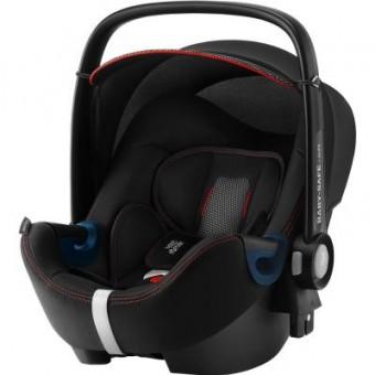 Зображення Автокрісло Britax-Romer Baby-Safe2 i-Size Cool Flow Black (2000032890)