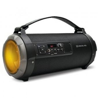 Зображення Акустична система REAL-EL X-730 Black
