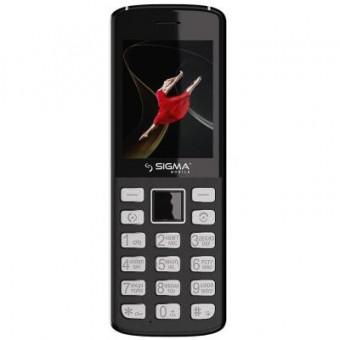 Изображение Мобильный телефон Sigma X-style 24 Onyx Grey