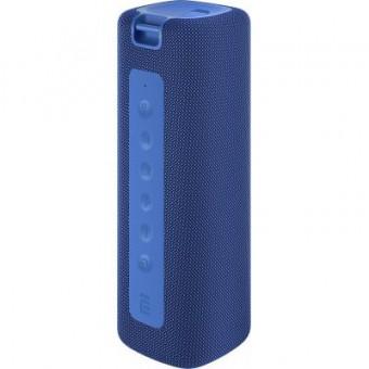 Изображение Акустическая система Xiaomi Mi Portable Bluetooth Spearker 16W Blue