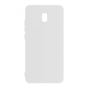Изображение Чехол для телефона BeCover Matte Slim TPU для Xiaomi Redmi 8A White (704409)