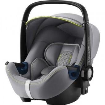 Зображення Автокрісло Britax-Romer Baby-Safe2 i-Size Cool Flow Silver (2000032891)