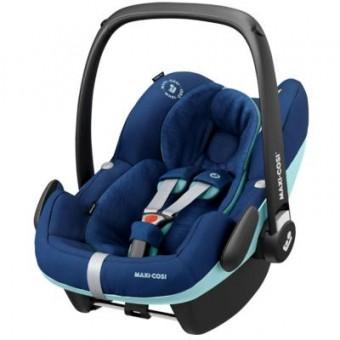 Изображение Автокресло Maxi-Cosi Pebble PRO i-Size Essential Blue (8799720120)