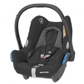 Зображення Автокрісло Maxi-Cosi CabrioFix Essential Black (8617672120)