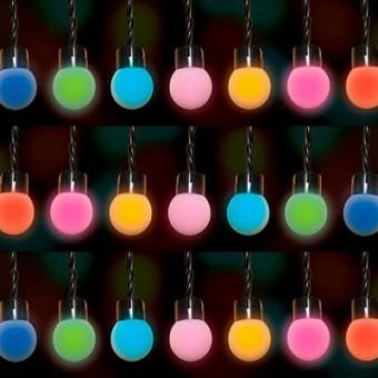 Изображение Гирлянда Luca Lighting Мультицветная Luca 4,9 м (8711473896565)