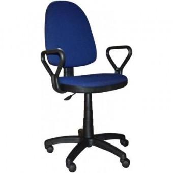 Зображення Офісне крісло ПРИМТЕКС ПЛЮС Prestige GTP NEW C-27 Blue (Prestige GTP NEW C-27)