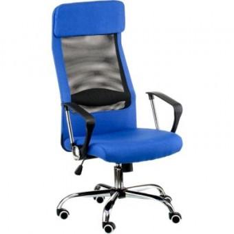 Изображение Офисное кресло Special4You Silba blue (E5838)