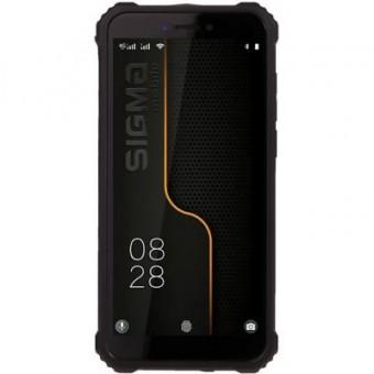 Изображение Смартфон Sigma X-treme PQ38 Black (4827798866016)