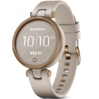 Зображення Smart годинник  Lily, RoseGold, LightSand, Silicone (010-02384-11)