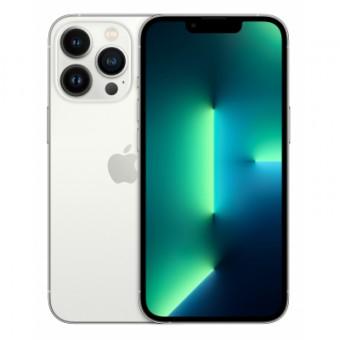 Зображення Смартфон Apple iPhone 13 Pro 128GB Silver (MLVA3)