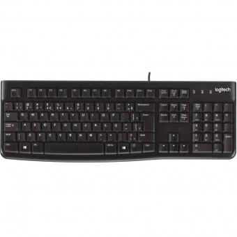 Зображення Клавіатура Logitech K120 Ukr (920-002643)