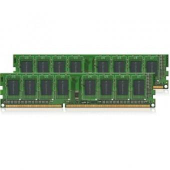 Изображение Модуль памяти для компьютера Exceleram DDR3 8GB (2x4GB) 1600 MHz  (E30146A)