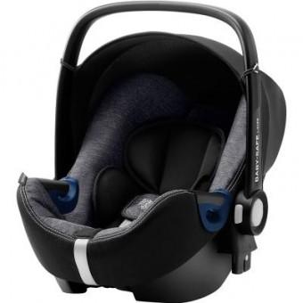Зображення Автокрісло Britax-Romer Baby-Safe2 i-Size Graphite Marble (2000032124)