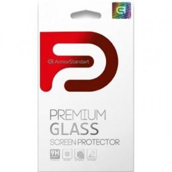 Изображение Защитное стекло Armorstandart Pro Xiaomi Redmi Note 8T Black (ARM56209-GPR-BK)