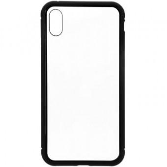 Изображение Чехол для телефона Armorstandart Magnetic Case 1 Gen. iPhone XS Max Clear/Black (ARM53393)