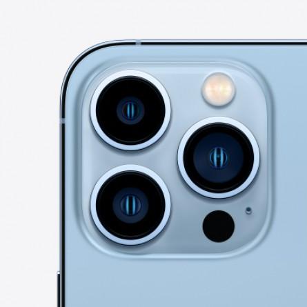 Зображення Смартфон Apple iPhone 13 Pro 128GB Sierra Blue (MLVD3) - зображення 4