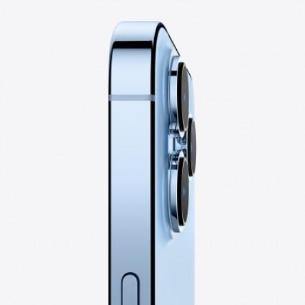 Зображення Смартфон Apple iPhone 13 Pro 128GB Sierra Blue (MLVD3) - зображення 5