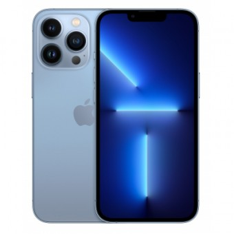 Зображення Смартфон Apple iPhone 13 Pro 128GB Sierra Blue (MLVD3)