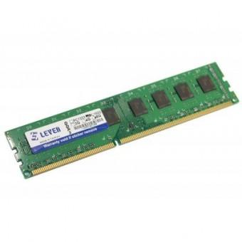 Зображення Модуль пам'яті для комп'ютера Leven DDR3 4GB 1600 MHz  (JR3U1600172308-4M / JR3UL1600172308-4M)
